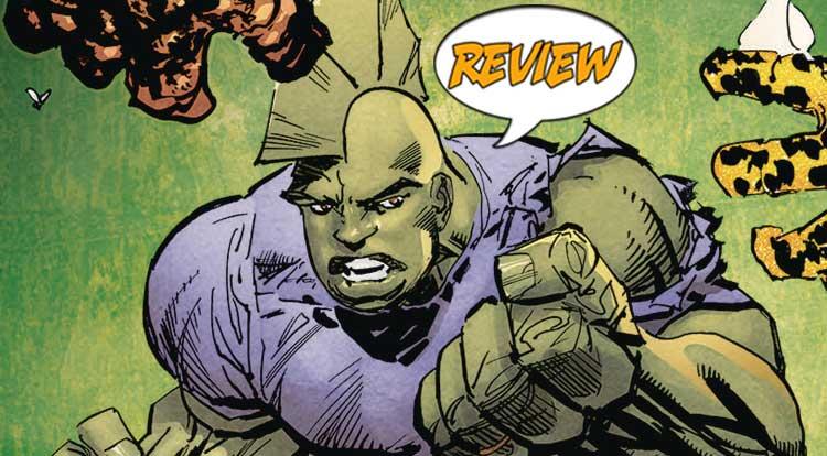 Savage Dragon #248 Review