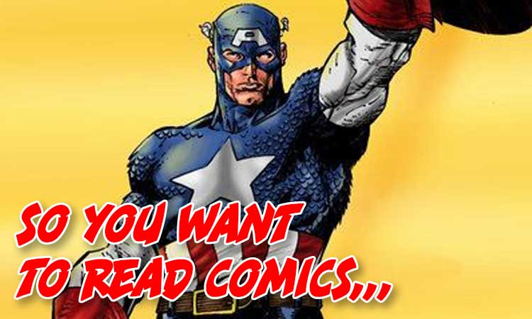 So You Want to Read Comics MCU Edition
