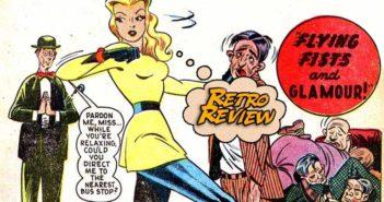 Sun Girl #1 Retro Review