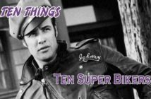 Ten Super Bikers