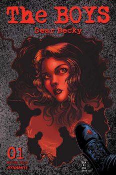 They Boys: Dear Becky #1