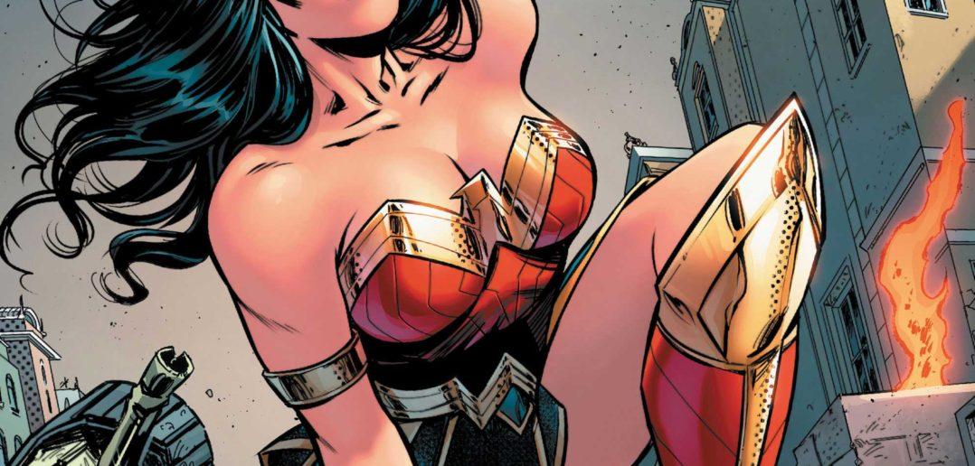 Wonder Woman: Agent of Peace #6
