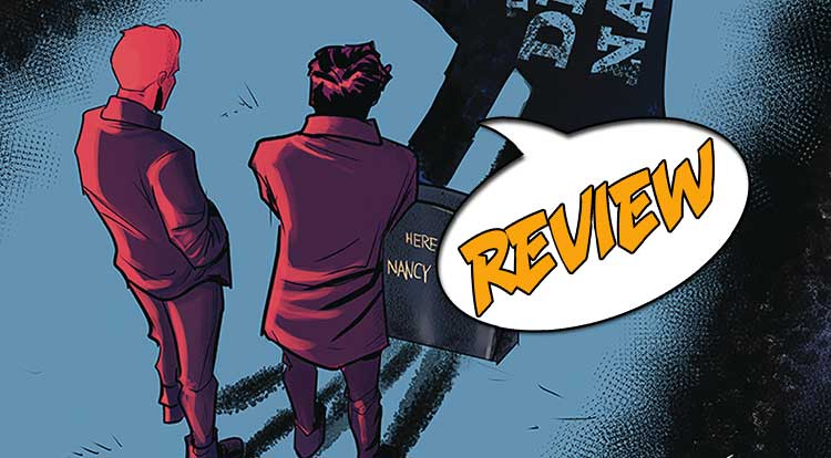The Death of Nancy Drew #1 Review