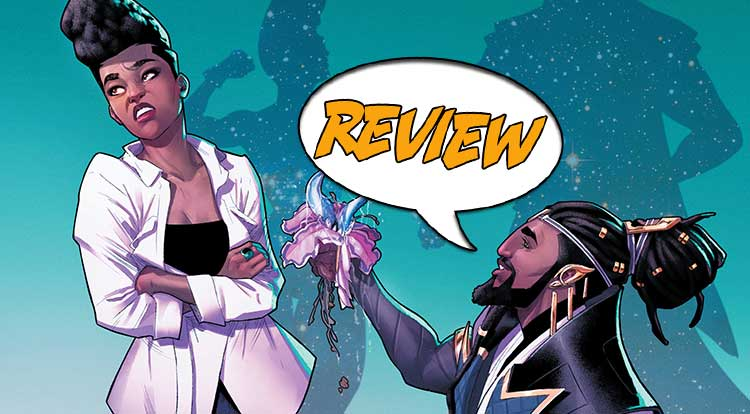 Far Sector #6 Review