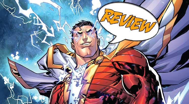 Shazam #12 Review