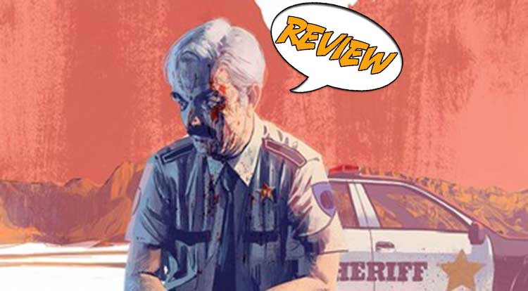 That Texas Blood #1 Review