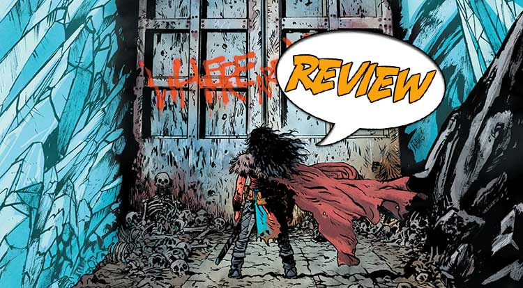 Wonder Woman Dead Earth #3 Review