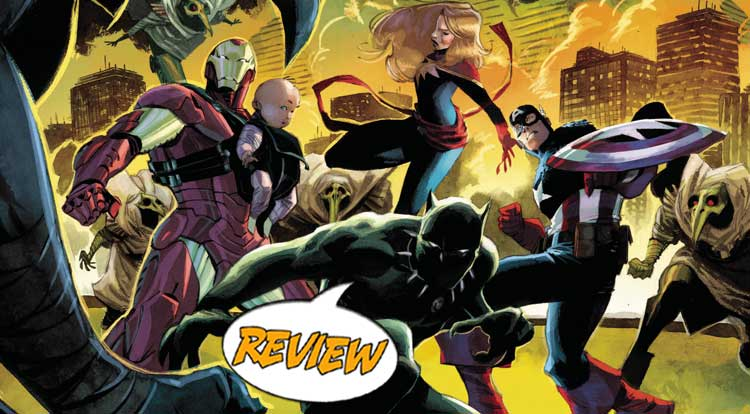 Avengers #34 Review