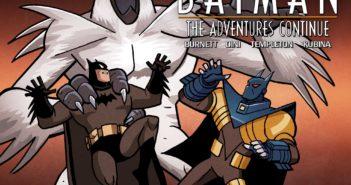 Batman The Adventures Continues #8
