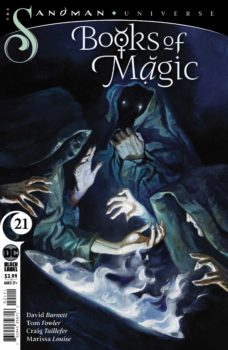 Books of Magic #21