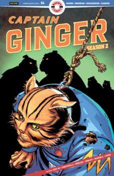 Captain Ginger Season Two #4