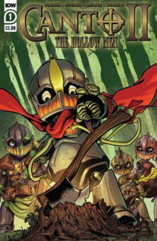 Canot II: The Hollow Men #1