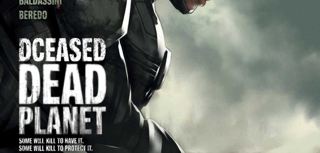 DCeased Dead Planet #2