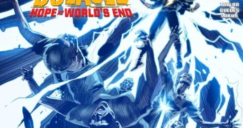 DCeased: Hope at World's End Chapter six