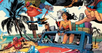 DC Cybernetic Summer #1