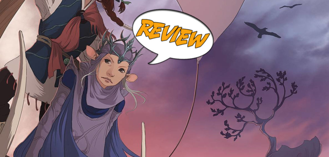 Jim Henson's THe Dark Crystal age of resistance #9 review