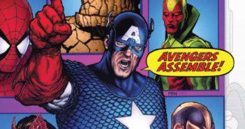 Empyre Avengers #1