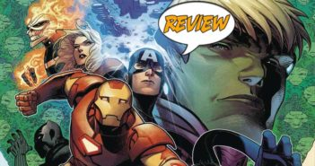 Empyre #1 Review