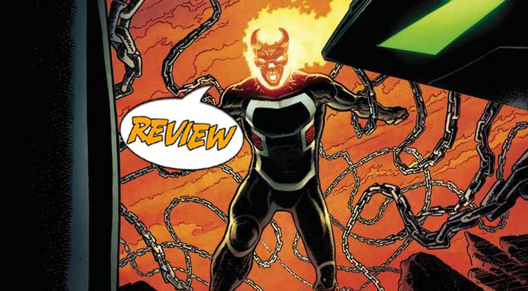 Ghost Rider #7 Review