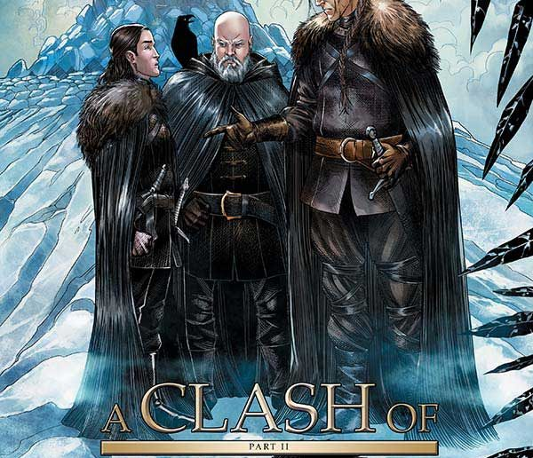 A Clash of Kings #5