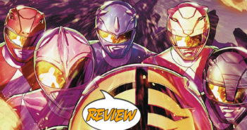 Mighty Morphin' Power Rangers #51 Review