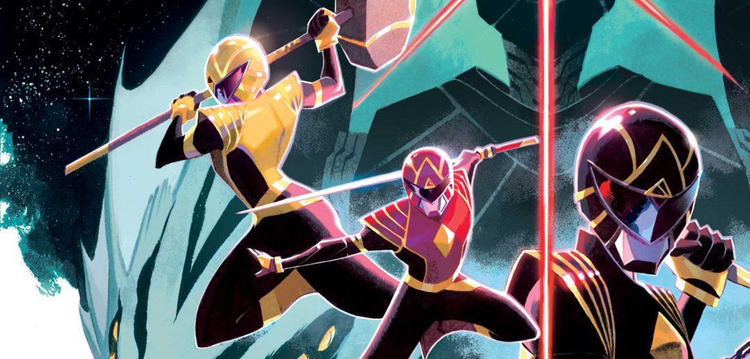 Power Rangers #1