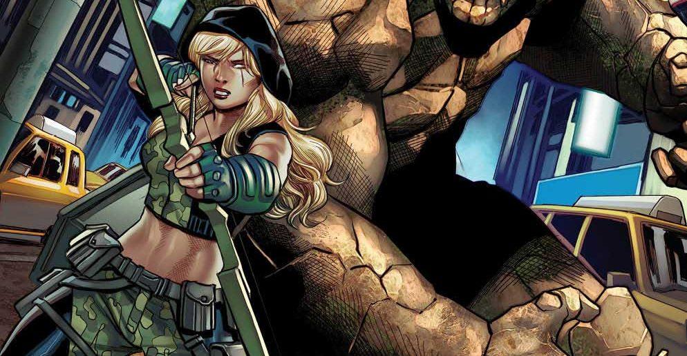 Robyn Hood Justice #2