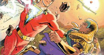 Shazam LIghtning Strikes #1