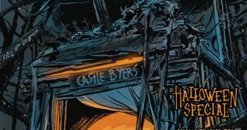 Stranger Things Halloween Special One-Shot