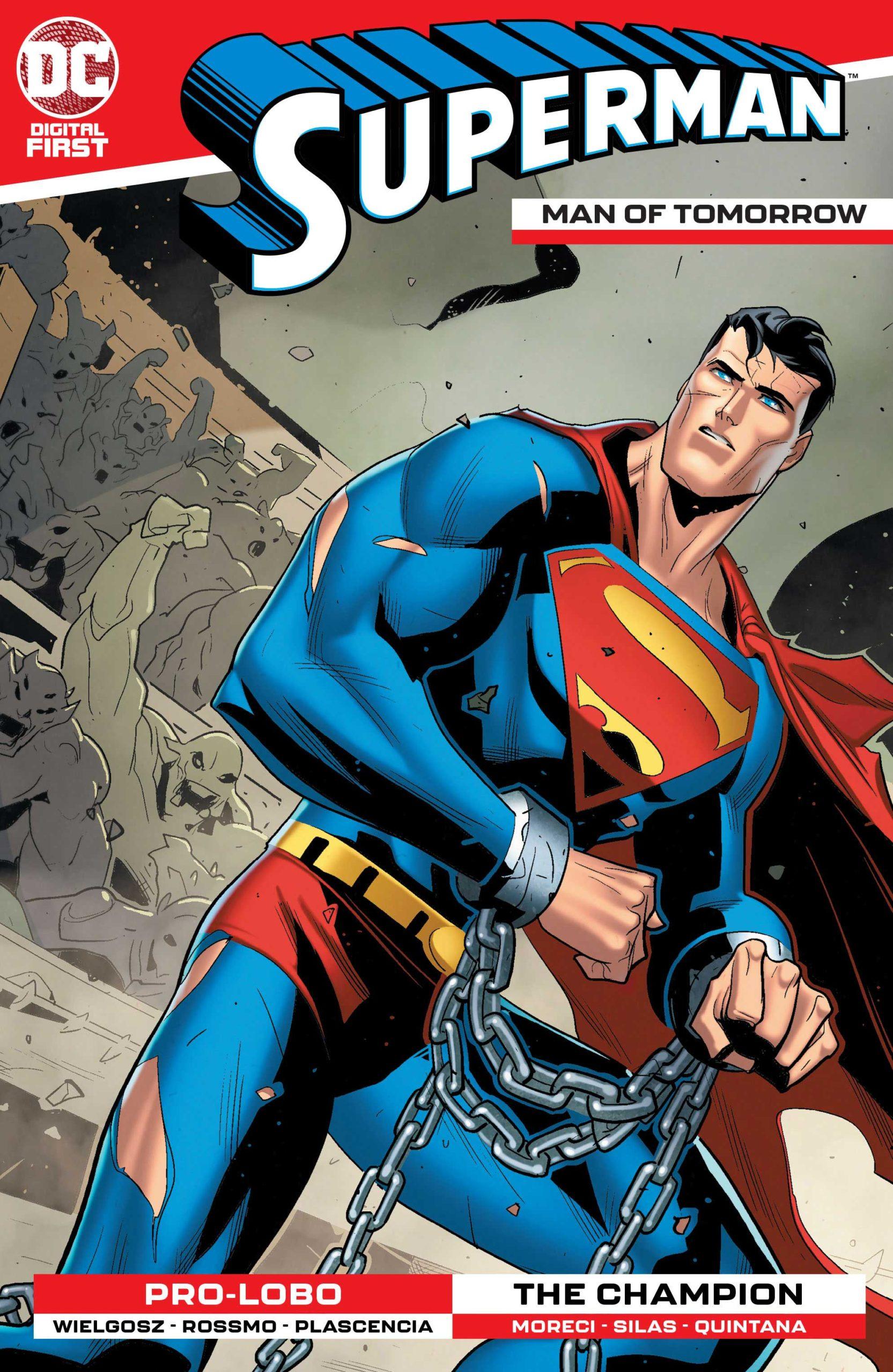 Superman: The Man of Tomorrow #10