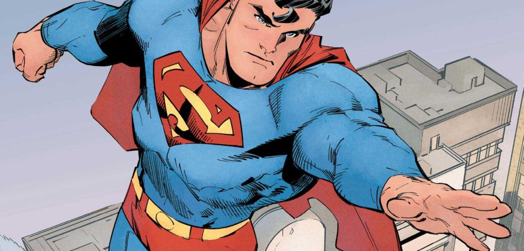 Superman: The Man of Tomorrow #11