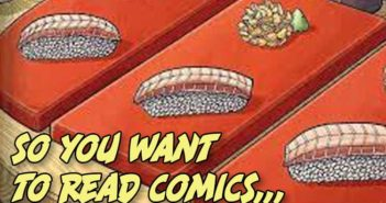 So You Want to Read Comics Foodie Edition