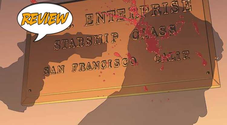 Star Trek: Year Five #12 Review