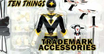 Trademark Accessories Ten Things