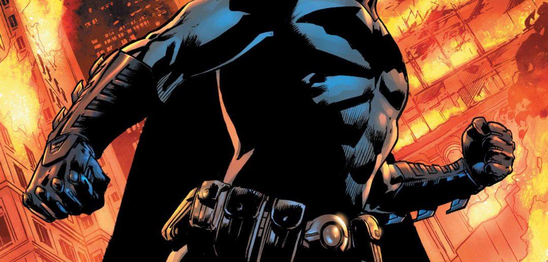 Batman's Grave #8