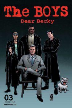 The Boys: Dear Becky #3