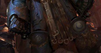 Warhammer 40000 #1 Variant Cover