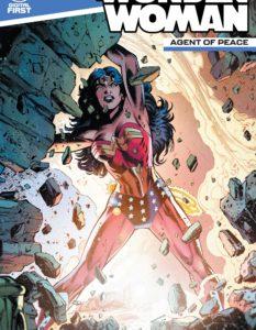 Wonder Woman Agent of Peace #8