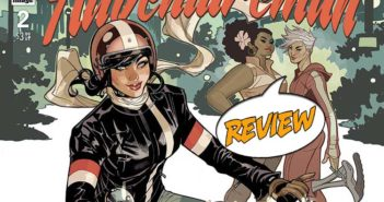 Adventureman #2 Review