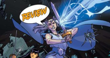 Amethyst #4 Review