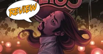 Bliss #1 Review