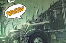 Devil's Highway #1 Review