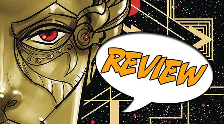 Engineward #1 Review