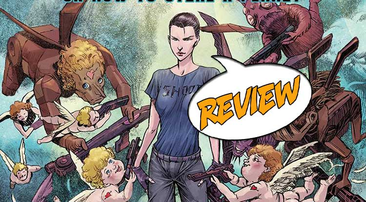Heist or How to Steal a Planet #6 Review