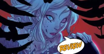 Mercy #4 Review