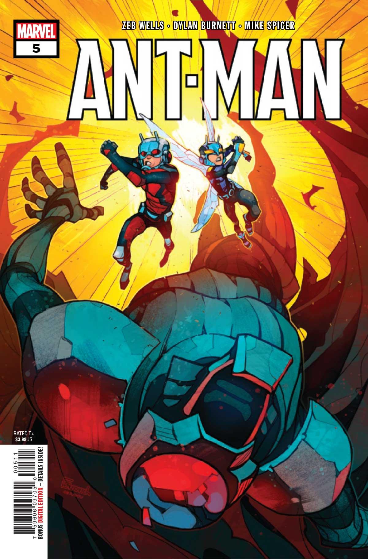 Ant-Man #5