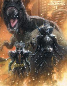 Dark Nights Death Metal Legends of the Dark Knight #1