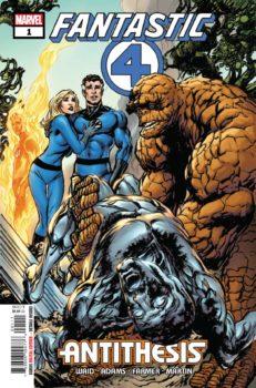 Fantastic Four Antithesis #1