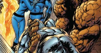 Fantastic Four Antithesis #1