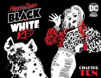 Harley Quinn: Black and White and Red ##10